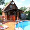 Ferienhaus für 6 Pers Balatonfenyves, Plattensee Balaton Südufer Ungarn