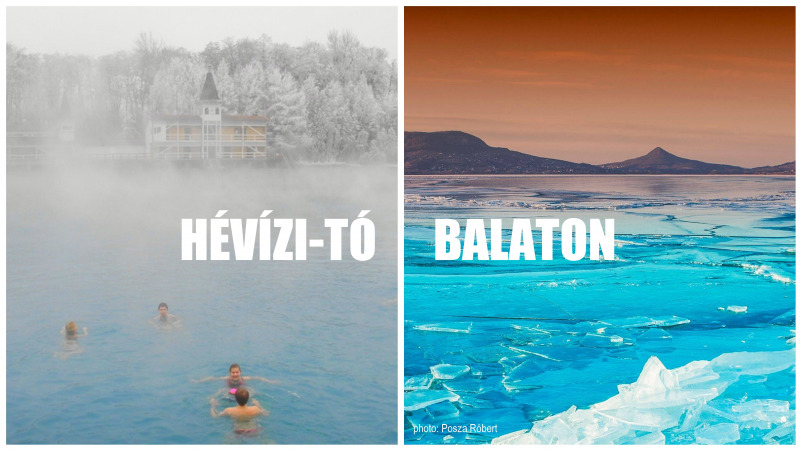Lake Hévíz vs. Lake Balaton: 15 facts you should know!